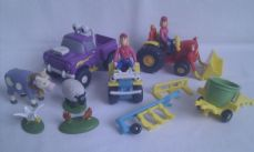 Adorable Big Rare 'Tractor Tom Springhill Farm Superset'